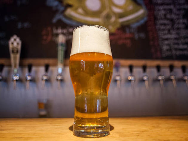Lugares para tomar cerveza artesanal