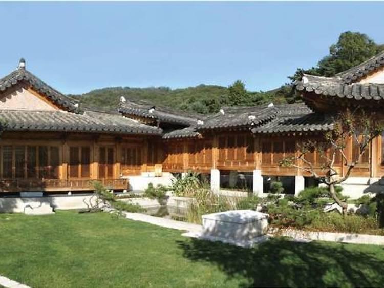 모델 지현정 추천 - 한국가구박물관