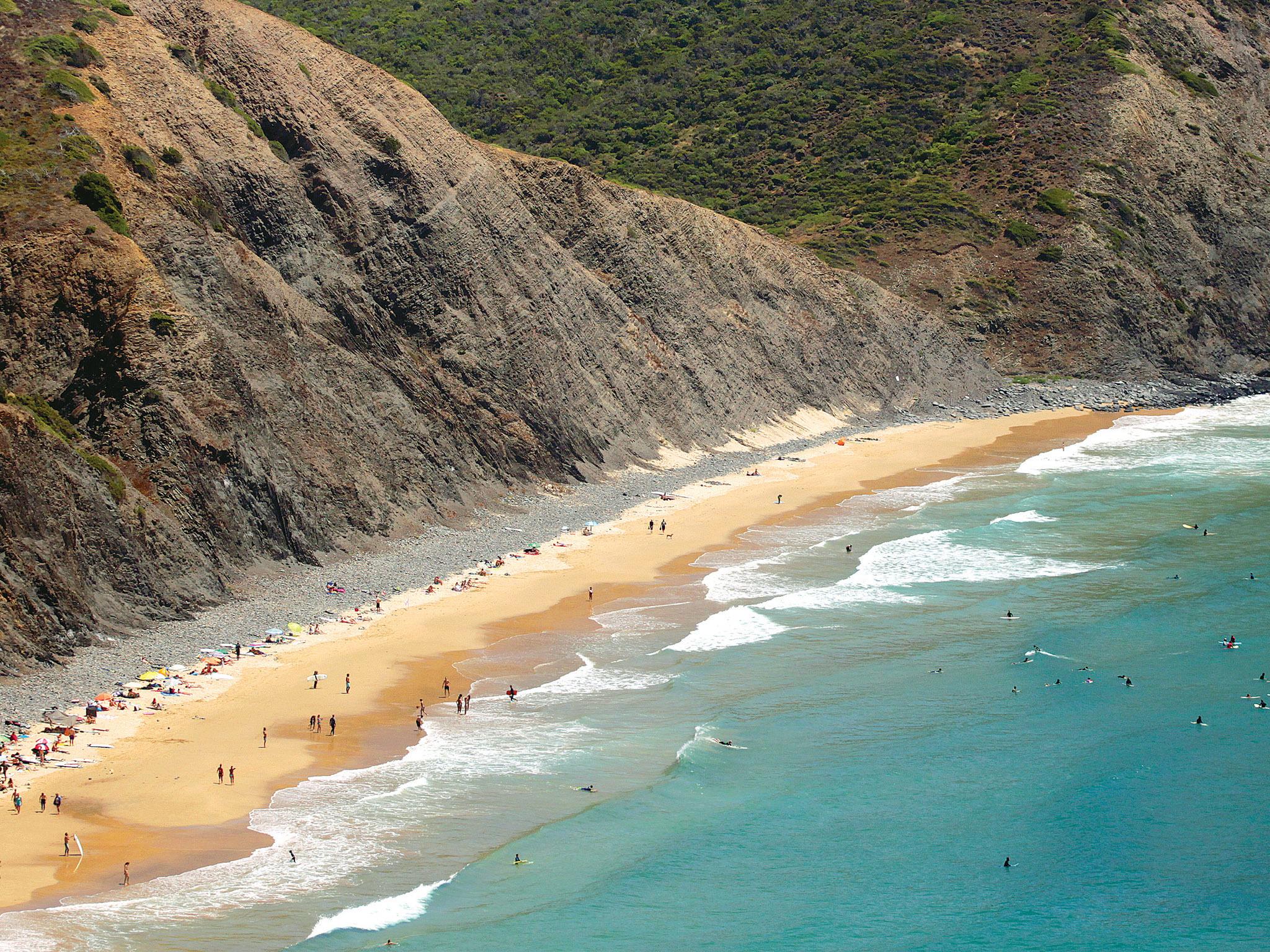 Praia Arrifana Aljezur