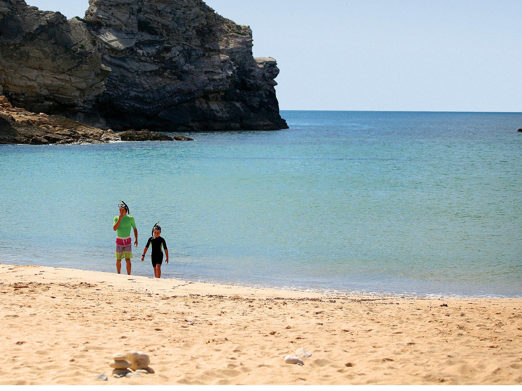 Praia do Barranco – Sagres