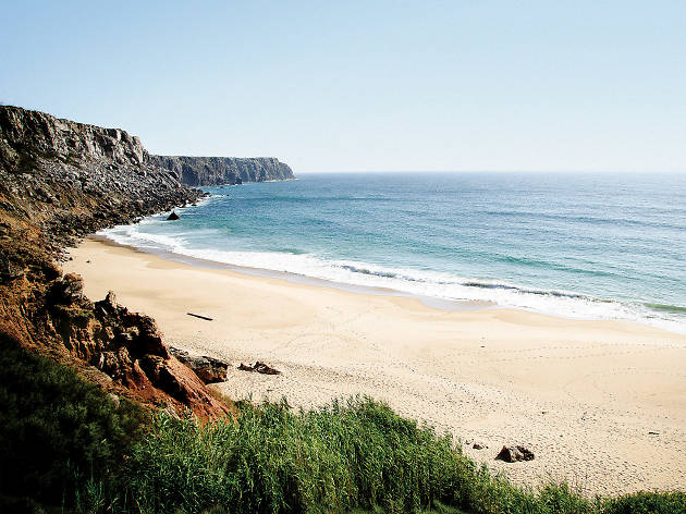 Praia Telheiro Sagres