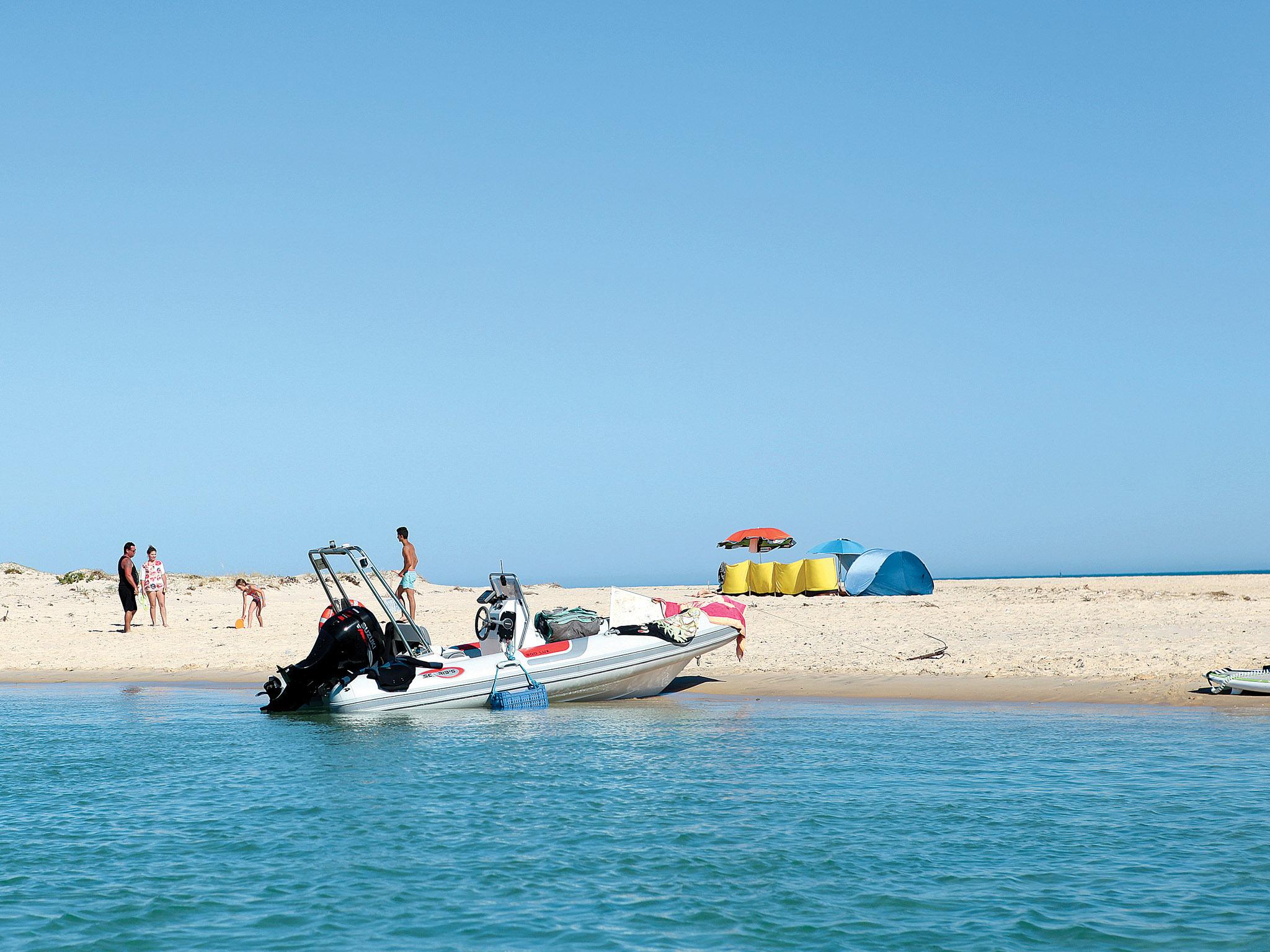 Praia do Homem Nu – Tavira