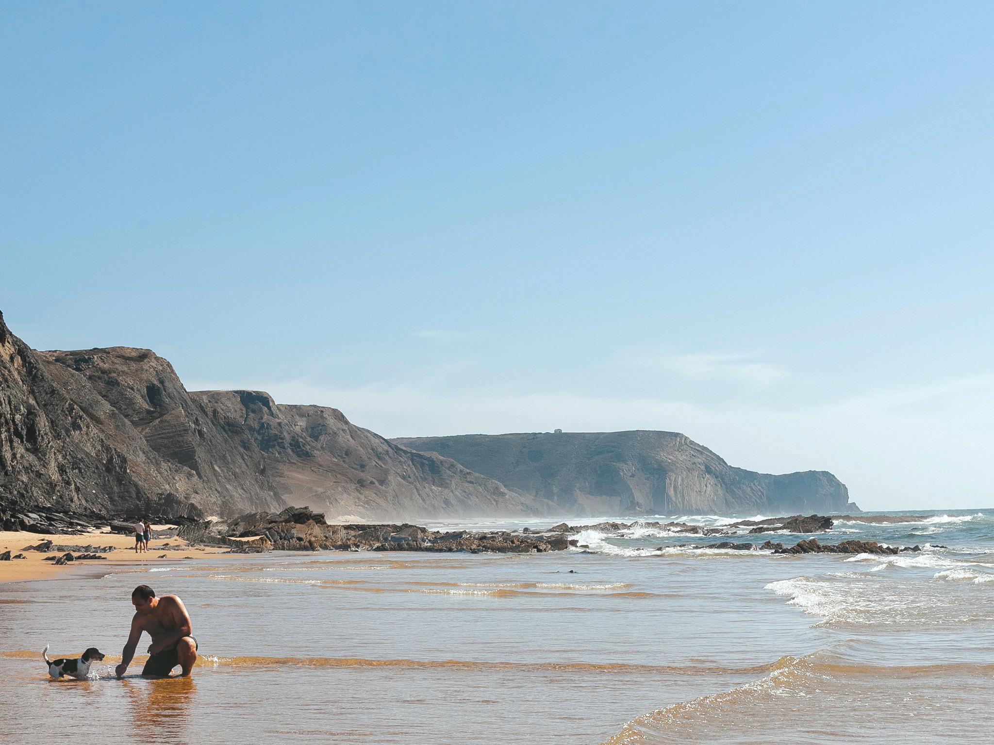 Praia da Barriga – Vila do Bispo