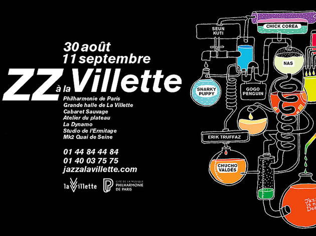 Jazz à la Villette 2016