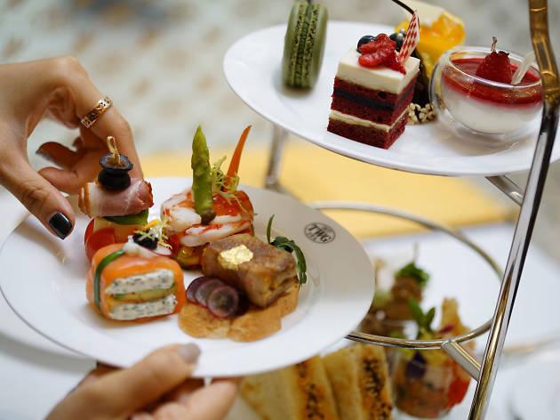 Fine dining meets tea: TWG tea