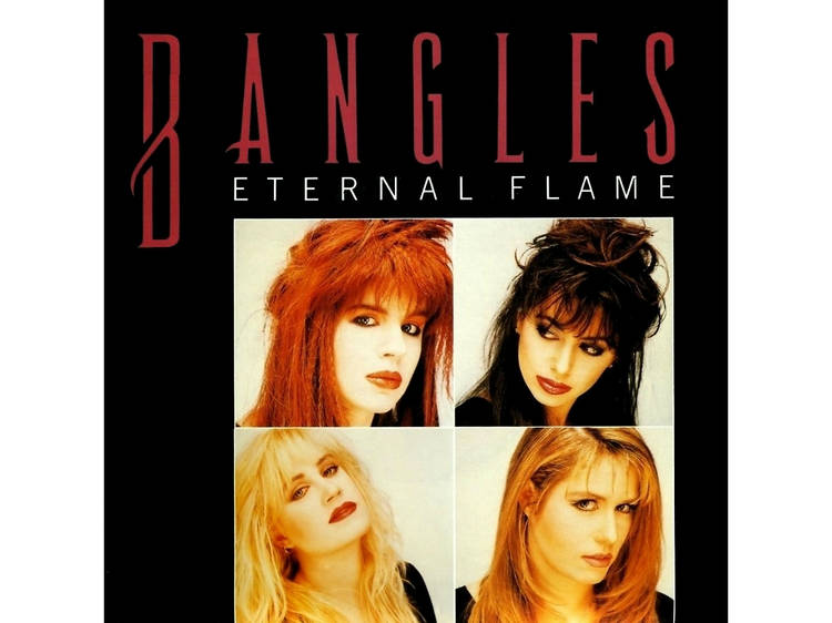 """""""Eternal Flame"""" by the Bangles"""