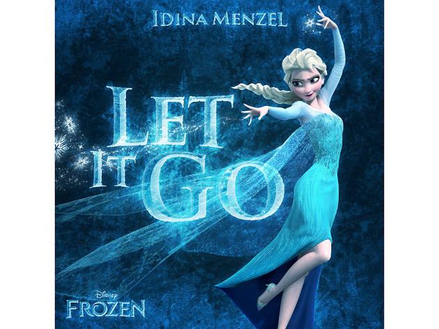 Best pop songs: Idina Menzel Let It Go