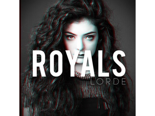 Best pop songs: Lorde Royals