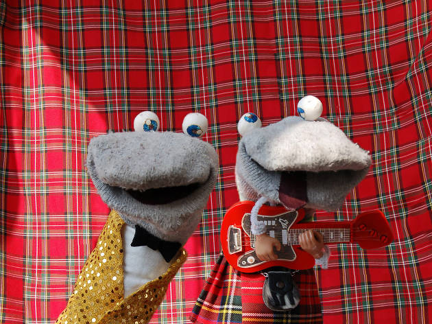 Top ten weirdest theatre shows at Edinburgh Festival Fringe