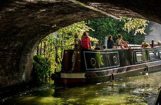 33 sweet things you'll see when you walk along Regent's Canal