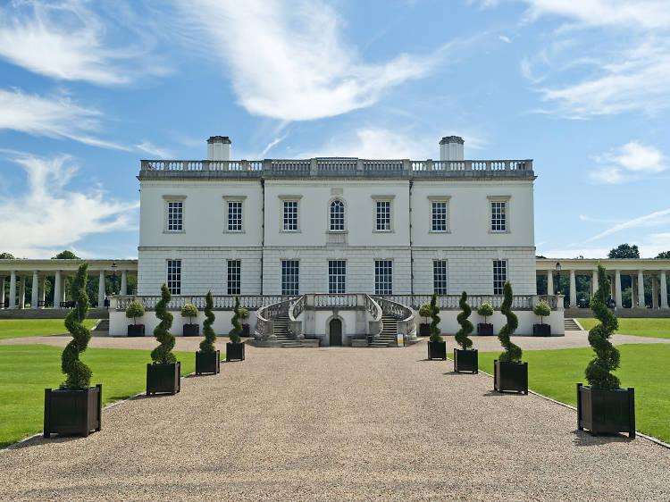 Greenwich highlights half-day walking tour