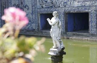 Passeio Temático aos Jardins do Palácio Fronteira