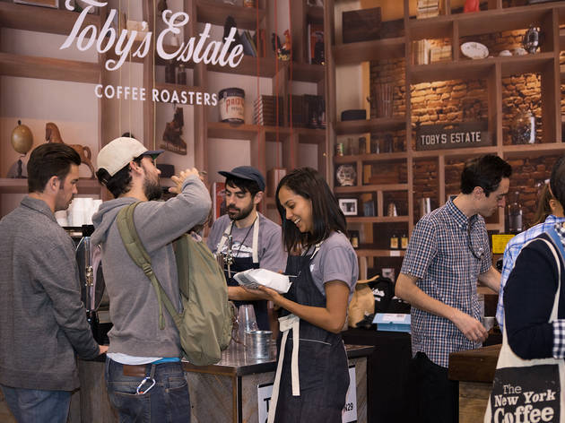 new york coffee festival