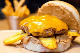 Burgers War