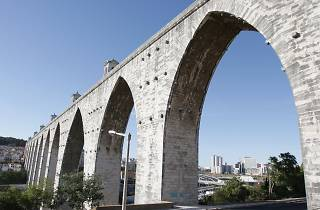 Visita ao Aqueduto Águas Livres
