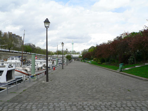 Jardin du Port de l'Arsenal