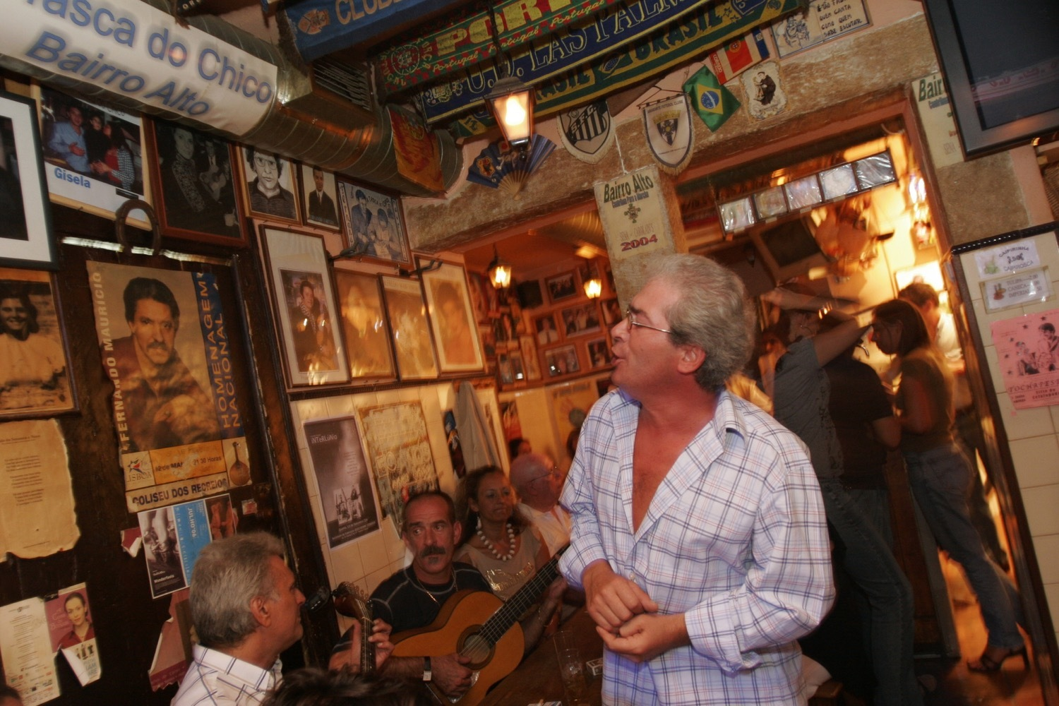 The best places to listen to fado in Lisbon