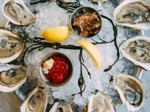 Indulge in oyster happy hours