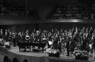 Concierto navideño de la Orquesta Sinfónica de Minería