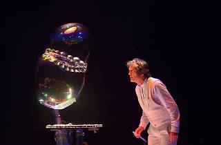 Bubble Magic Show