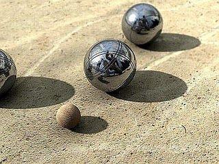 boules pétanque