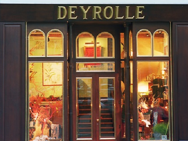 Maison Deyrolle (© Darblay)