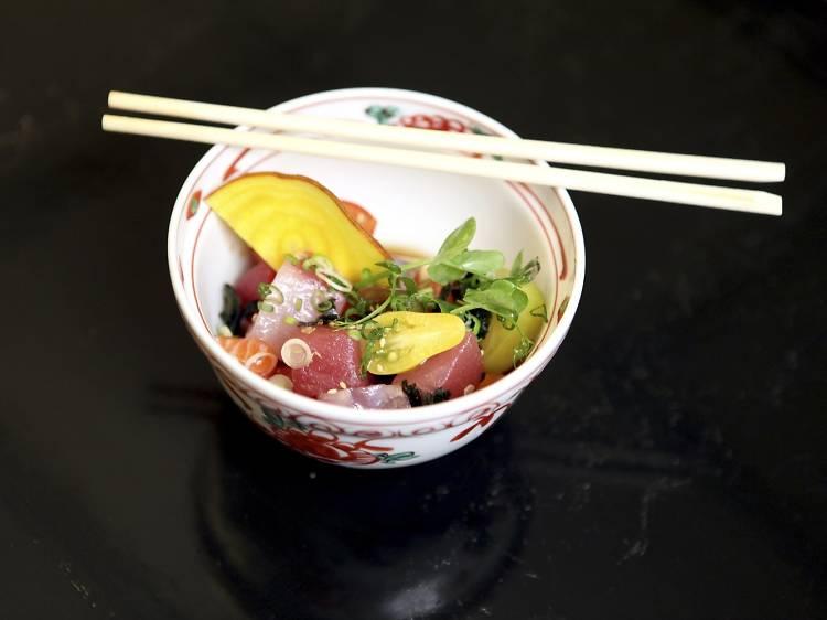 Menus de almoço para provar nos grandes restaurantes japoneses em Lisboa
