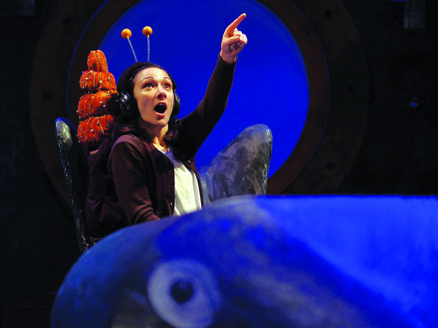 Six great shows for kids and teens at Fringe
