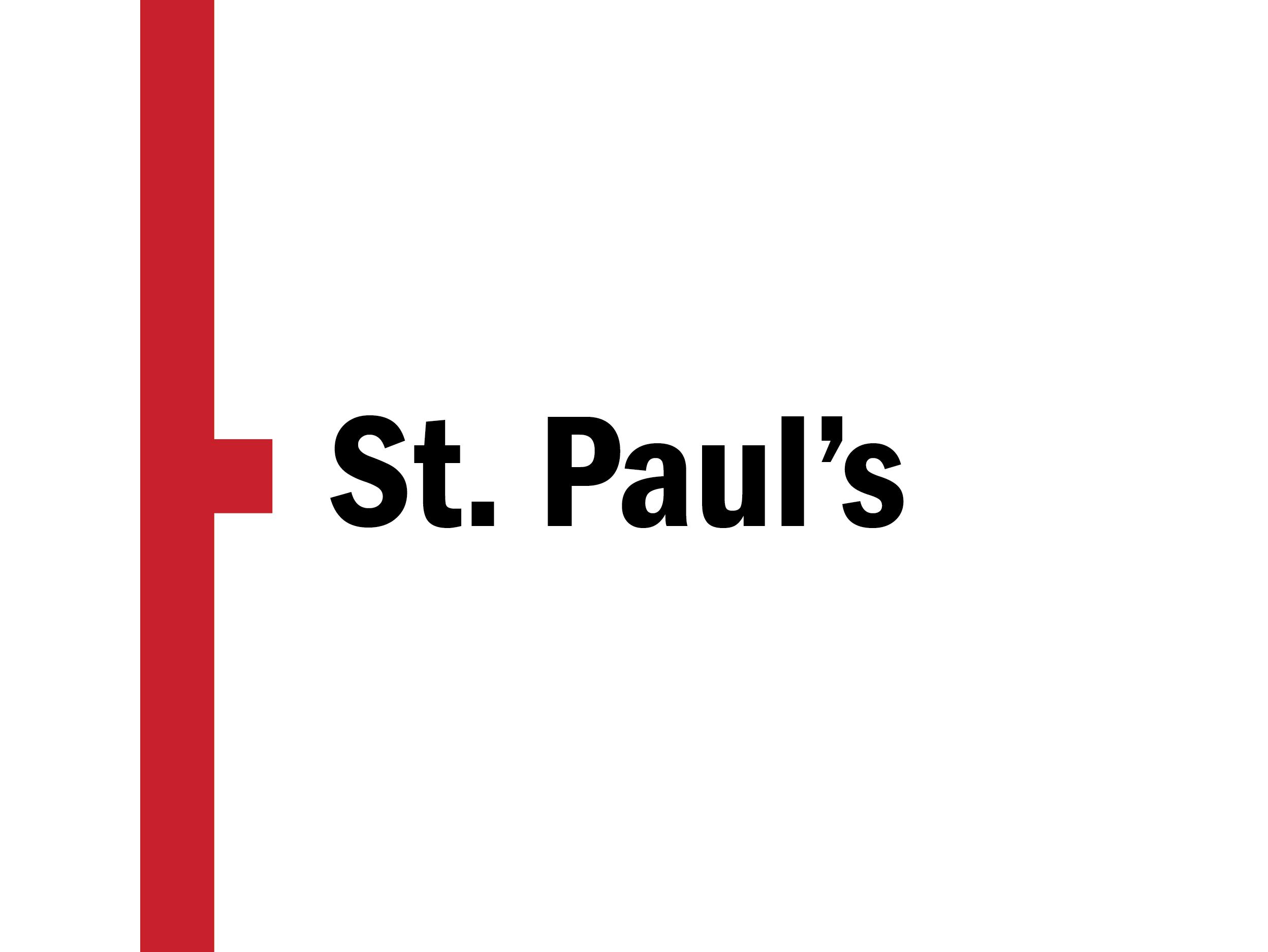 Night tube: St Paul's