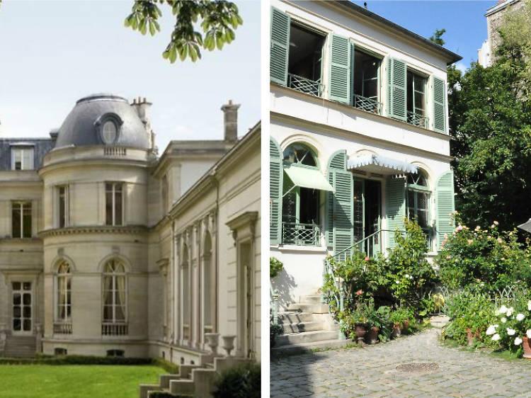 Musée Marmottan-Monet > Musée de la Vie romantique