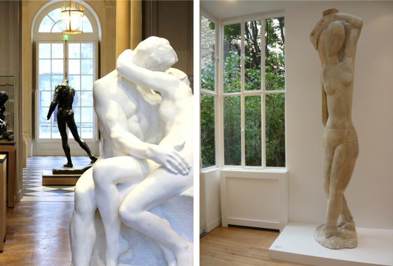Musée Rodin > Musée Zadkine
