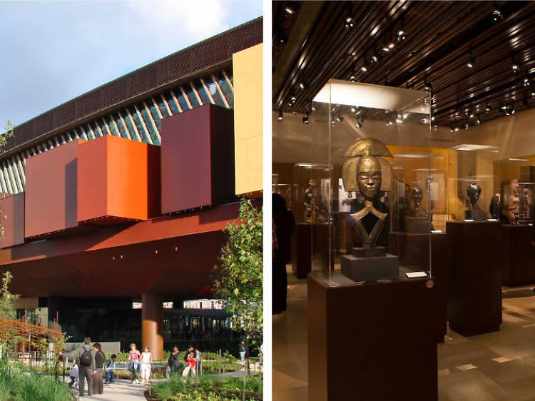 Musée du Quai Branly > Musée Dapper