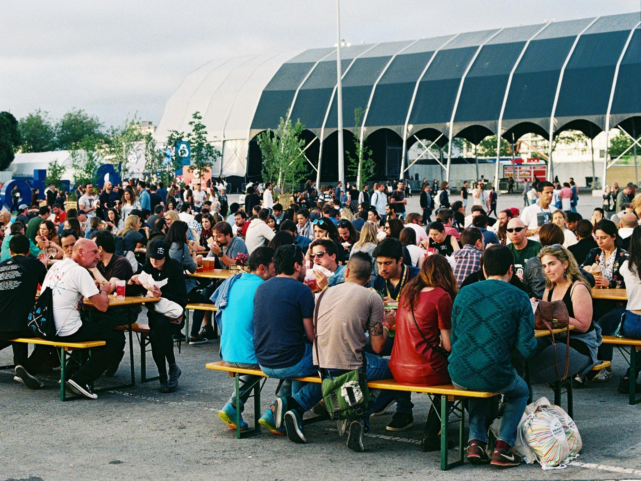 NOS Primavera Sound, Porto