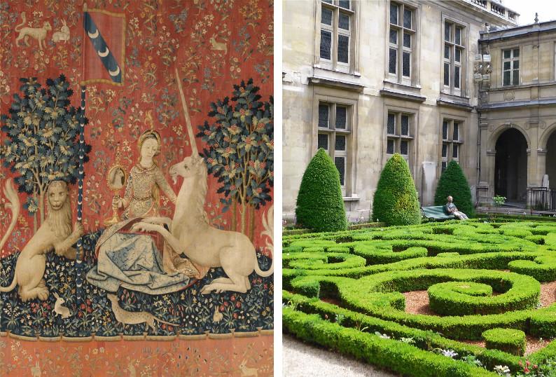 Thermes de Cluny > Musée Carnavalet