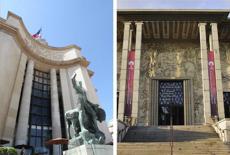 Musée de l'Homme > Musée de l'Histoire et de l'Immigration