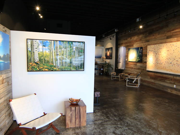 Bo Bridges Gallery