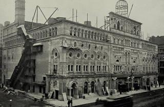 Olympia Theatre circa 1895