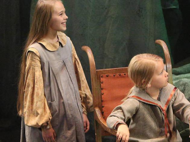 Top ten children's theatre shows this summer
