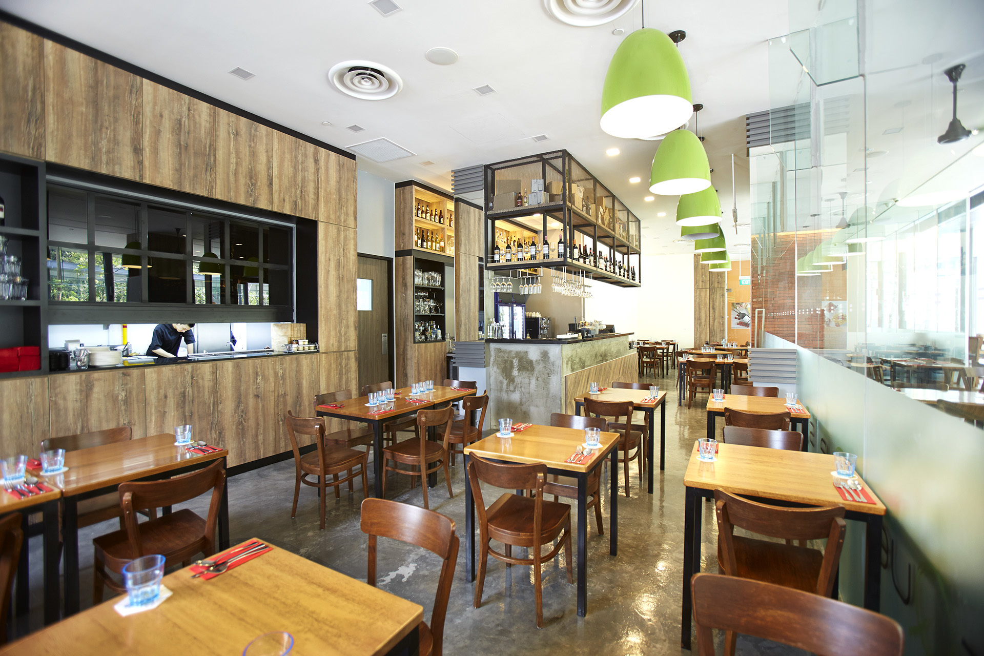 SQUE Kitchen and Alehouse (Mapletree Business City)