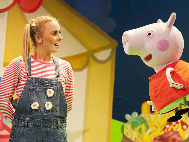Peppa Pig Live! Big Splash