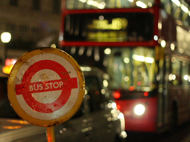 London buses are getting slower every year