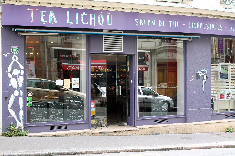 Tea Lichou