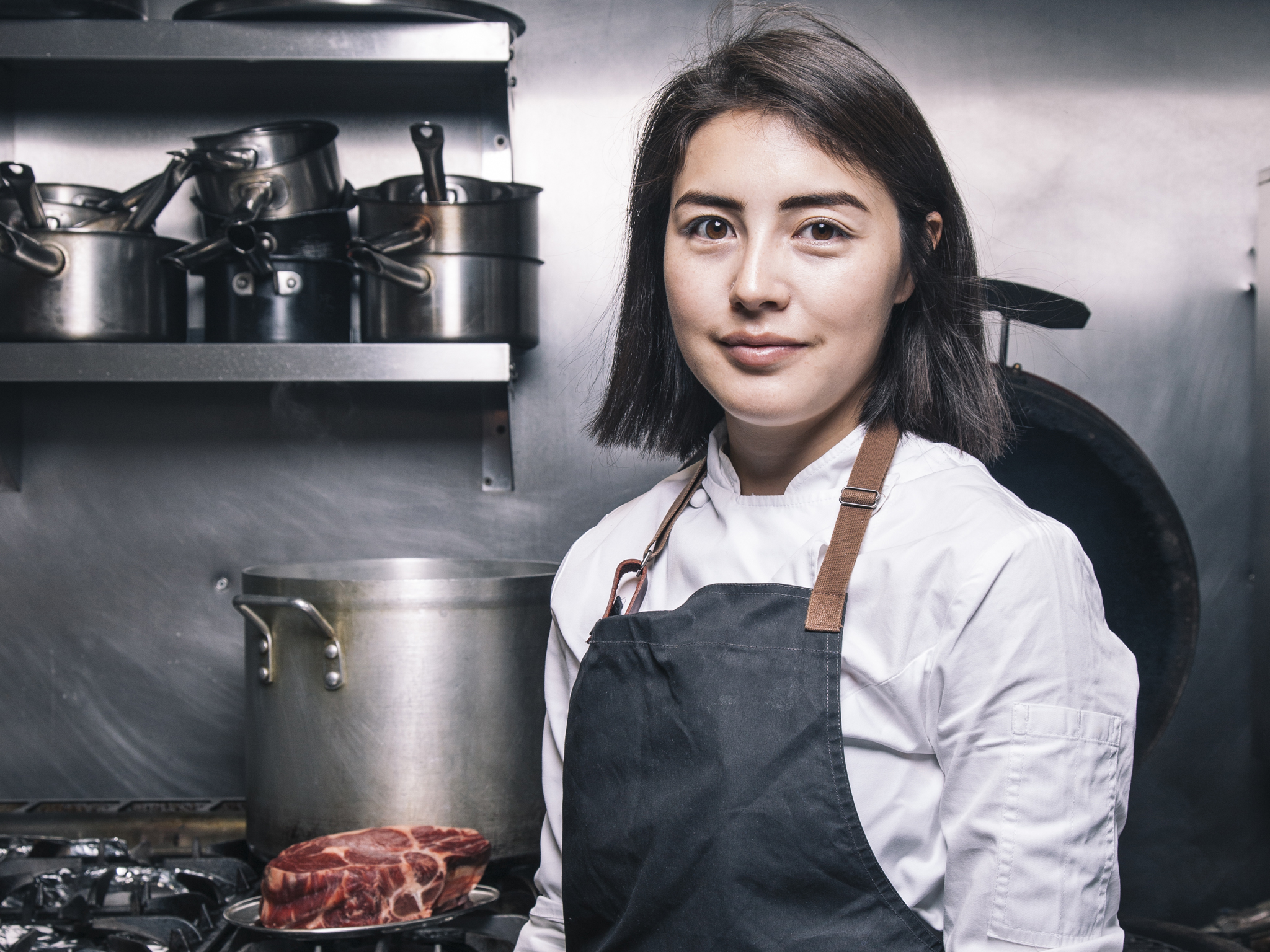 elizabeth allen, pidgin, hottest chefs in London