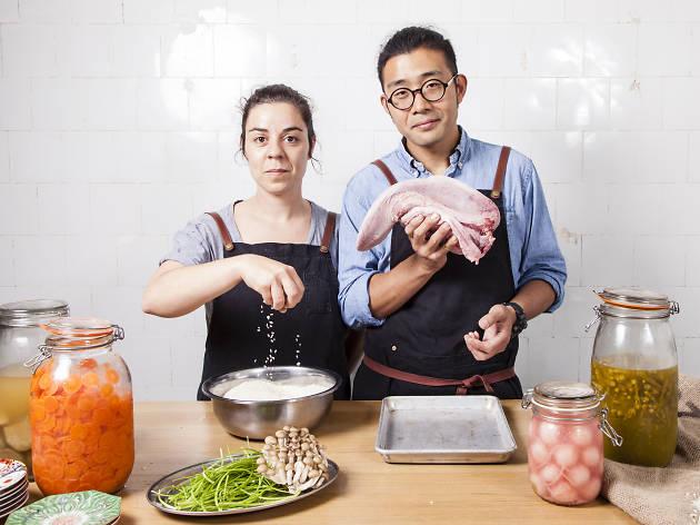 Ana Goncalves & Zijun Meng