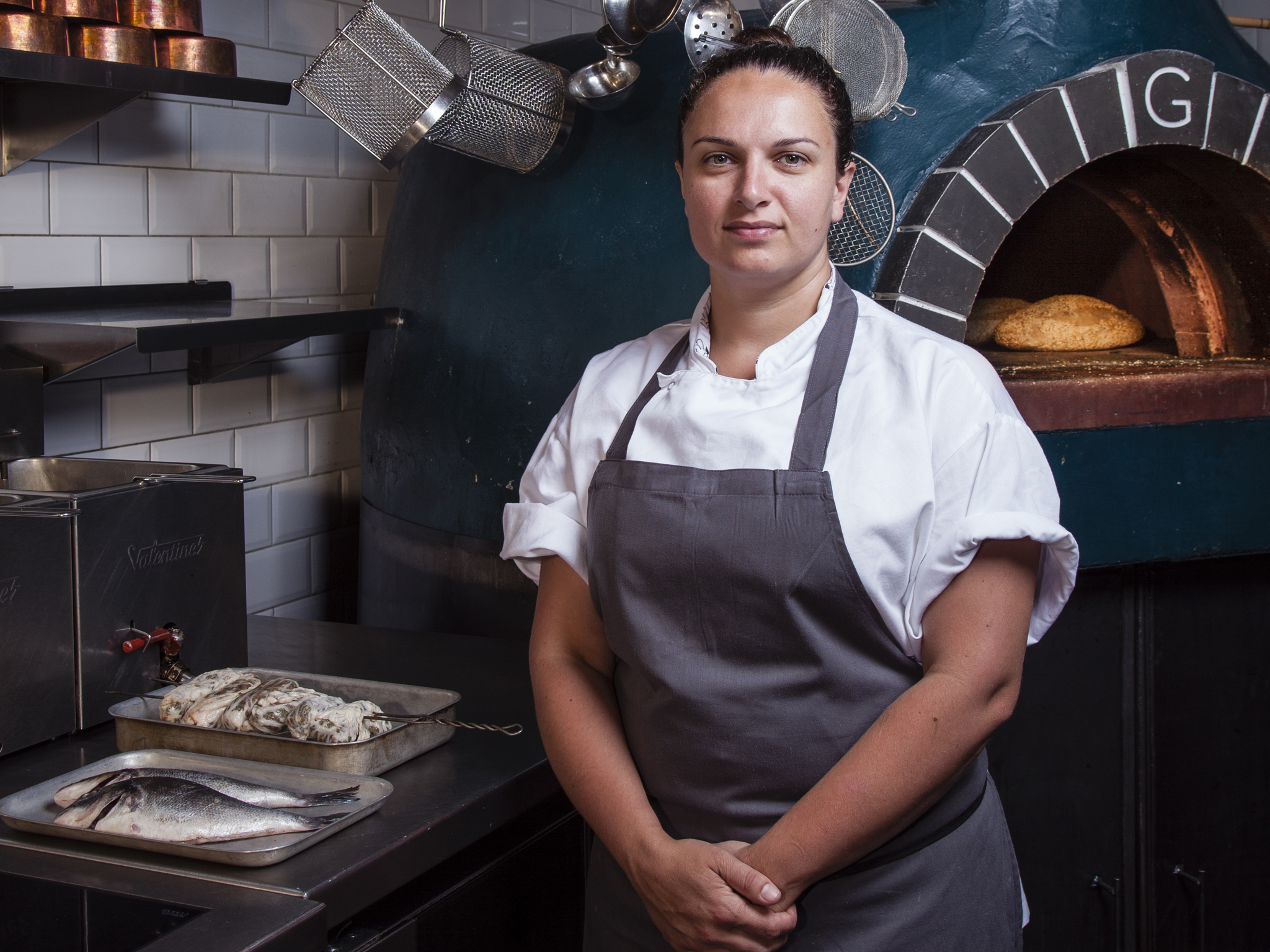 Selin Kiazim, Oklava, hottest chefs in London