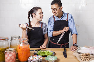 London's hottest chefs, ana goncalves and zijun meng