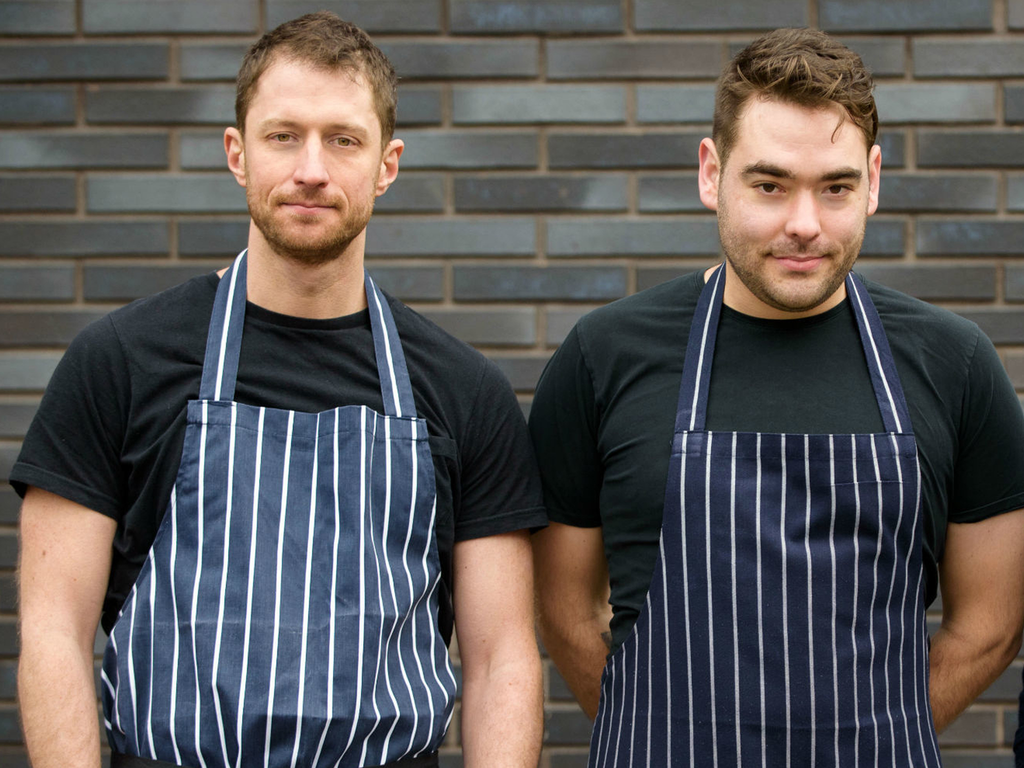 som saa, andy oliver and mark dobbie, london's hottest chefs