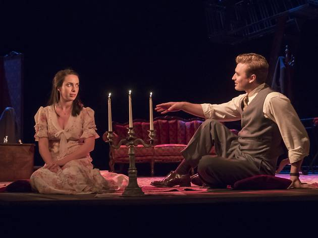 The Glass Menagerie, EIF