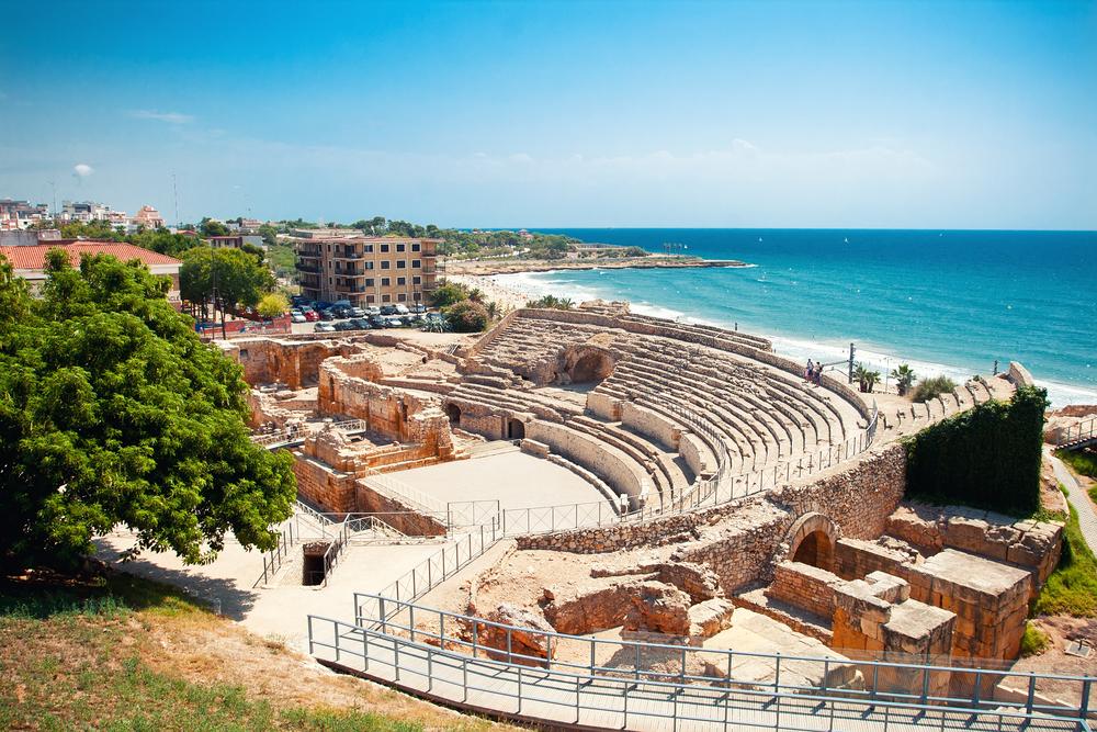Amfiteatre i Circ Romans