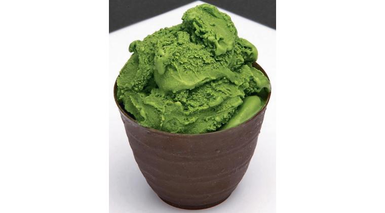 Taste the world's greenest gelato...